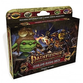 Pathfinder Adventure Card Game Class Deck Goblins Burn! Traditional Games