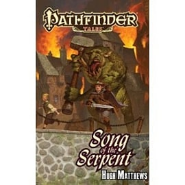 Song of the Serpent: Pathfinder Tales Books