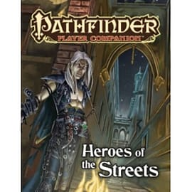 Pathfinder Player Companion Heroes of the Streets Books