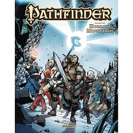 Pathfinder Volume 5: Hollow Mountain Hardcover Books