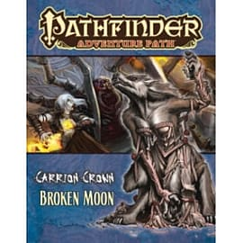 Pathfinder Adventure Path: Carrion Crown Part 3 - Broken Moon Books