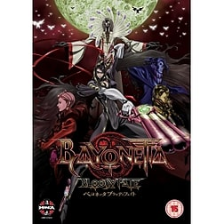 Bayonetta The Movie Bloody Fate Blu-ray Blu-ray