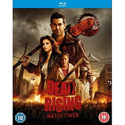 Dead Rising Watchtower Blu-ray Blu-ray