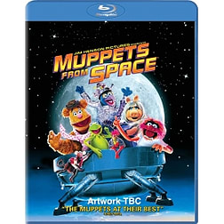Muppets From Space Blu-ray Blu-ray