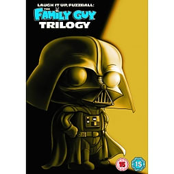 Family Guy Laugh It Up Fuzzball Star Wars Trilogy DVD DVD