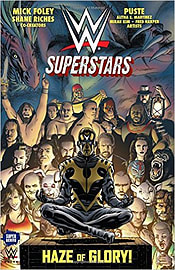 WWE Superstars #2: Haze of Glory Books