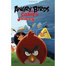 Angry Birds Comics, Volume 1: Welcome to the Flock Books