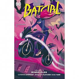 Batgirl Vol. 3: Mindfields Books