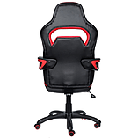 Nitro Concepts E220 Evo Series Gaming Chair - Black/Red screen shot 1
