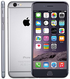 Apple iphone 6 64GB Space Grey Unlocked Used Very Good Condition With Warranty Phones