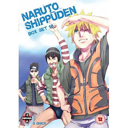Naruto Shippuden Box Set 18 DVD DVD