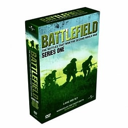 Battlefield Series 1 DVD DVD