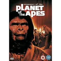 Conquest Of The Planet Of The Apes DVD DVD