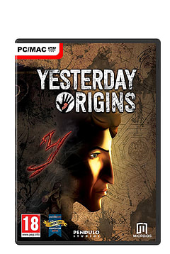 Yesterday Origins PC Cover Art