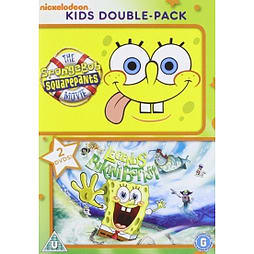 Spongebob Squarepants the Movie Legends Of Bikini Bottom Double DVD DVD