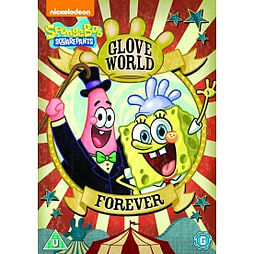 SpongeBob Square Pants Glove World Forever [DVD] DVD
