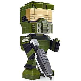 Assassins Creed Figure Kubros Master Chief Blocks and Bricks