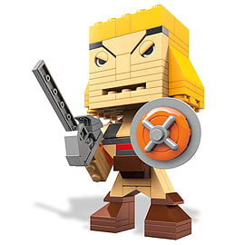 Assassins Creed Figure Kubros He Man Blocks and Bricks