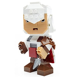 Assassins Creed Figure Kubros Ezio Blocks and Bricks