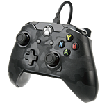 PDP Black Camo Controller for Xbox One screen shot 1