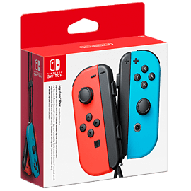 Nintendo Switch Joy-Con Pair- Neon Red/Neon Blue Nintendo Switch