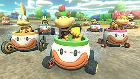 Mario Kart 8 Deluxe- Nintendo Switch screen shot 5