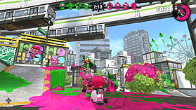 Splatoon 2 Plus Free Pin Badge Set screen shot 2