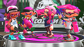 Splatoon 2 Plus Free Pin Badge Set screen shot 4