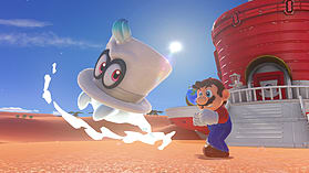 Super Mario Odyssey Plus Free Cappy Hat screen shot 11