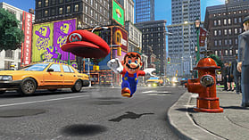 Super Mario Odyssey Plus Free Cappy Hat screen shot 1