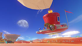 Super Mario Odyssey Plus Free Cappy Hat screen shot 2