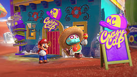 Super Mario Odyssey Plus Free Cappy Hat screen shot 4