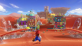 Super Mario Odyssey Plus Free Cappy Hat screen shot 5