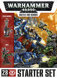 Battle for Vedros Starter Set Scaled Models