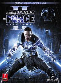 Star Wars The Force Unleashed II Official Game Guide Books