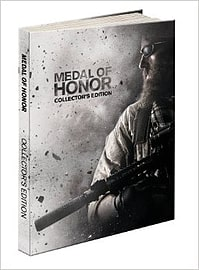 Medal of Honor Collector's Edition Strategy Guide Books