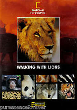 Walking with Lions DVD DVD