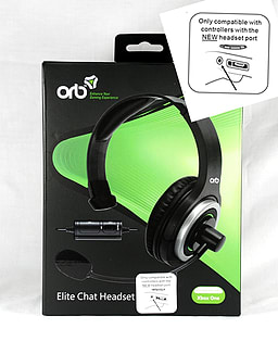 ORB Elite Gaming Chat Headset XBOX One XBOX ONE