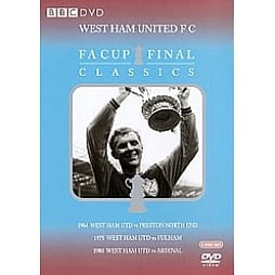 West Ham United - The Classic Cup Finals DVD DVD