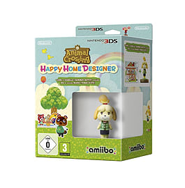 Isabelle Amiibo - Animal Crossing Collection - Nintendo Wii U/3DS Amiibo