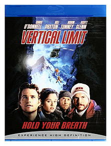 Vertical Limit (IMPORT)(Blu-Ray) Blu-ray