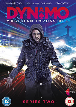 Dynamo: Magician Impossible - Series 2 DVD DVD