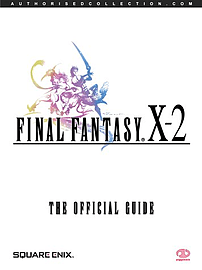 Final Fantasy X-2 Official Strategy Guide Books
