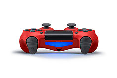 New PlayStation Dualshock 4 Magma Red screen shot 2