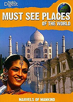 Must See Places of the World -Marvels of mankind DVD DVD