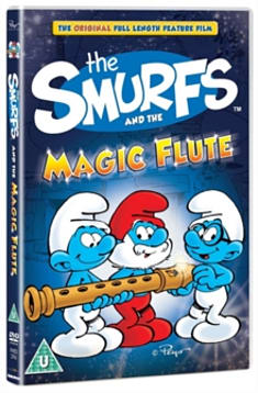 The Smufs & The Magic Flute DVd DVD