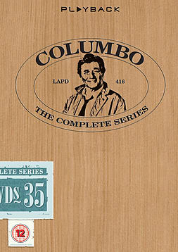 Columbo: The Complete 10 Season Collection [DVD] [2011] DVD