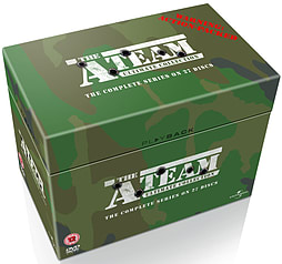 The A-Team - The Ultimate Collection [DVD] [1983] DVD