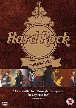 Hard Rock Treasures [DVD] DVD