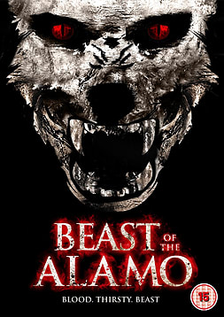 Beast of the Alamo DVD DVD